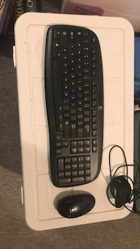 Wireless Keyboard and Mouse Markham, L3T 6R8