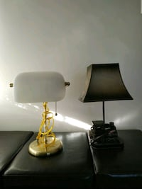 Side Table Lamps Canton, 02021