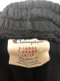Champion track pants like new  Vaughan, L6A 2X6