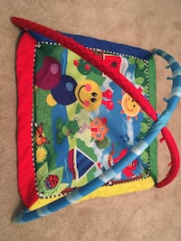 Baby/infant play mat