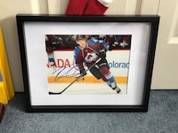 Nathan mackinnon signed and framed photo  Châteauguay, J6K 2M7