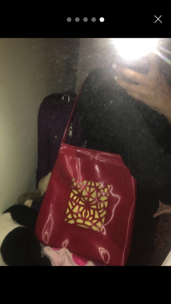 c43e99826408 Used red givenchy bag for sale in London - letgo