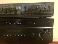 Sony receiver and Sony equalizer Silver Spring