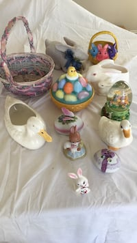 Easter decorations Fairfax, 22033