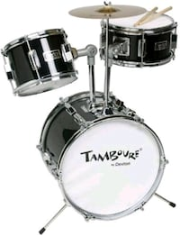 Tambour Drumset by Dexton Chicago, 60647