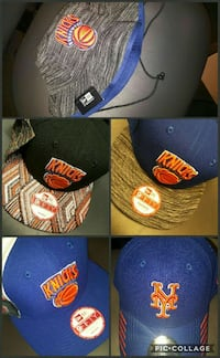 five new york knicks caps Toronto, M6N