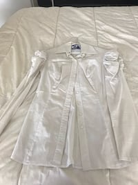 Guess by Marciano - White Cotton dress shirt Toronto, M5S 3M4
