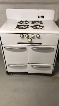1950s vintage oven