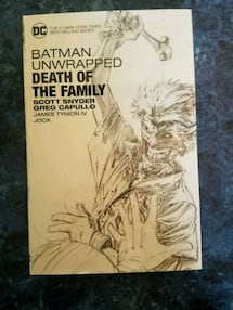 Batman/Joker Graphic Novels
