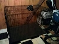 Dog cage in good shape for sale Bourg, 70343