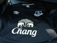 Completo calcio EVERTON BY UMBRO originale Milan
