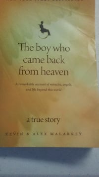 The Boy who Came Back from Heaven by Kevin and Ale Winterville