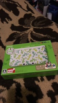 3ds XL Year of Luigi Limited Edition with Game Brampton, L7A 1H1