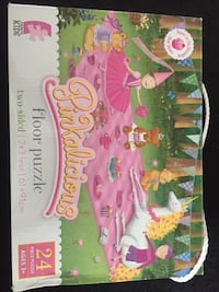 Pinkalicious 2-sided puzzle Silver Spring, 20910