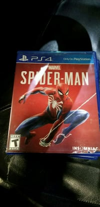 PS4 GAME Spiderman Used Jersey City, 07305