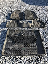 Quadratec mats for jeep Cherokee 14-18 Lawrence, 08311