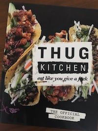 Thug Kitchen cookbook Toronto, M6J 3B4