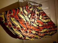 African Skirts Knee Length 1 size fit all Silver Spring, 20904