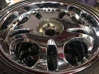 24 INCH WHEELS &TIRES 5LUGS $550.0 New York, 10461