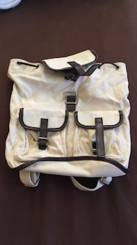 Canvas backpack  New York, 10463