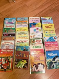 Little Golden Book Collection  Yelm
