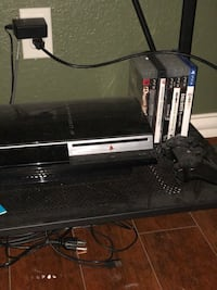 PS3 and 6 PS3 games!! Killeen, 76542
