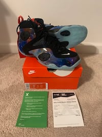 Nike Zoom Rookie (Galaxy) 2019 Size 9.5 Brand New DS  Triangle, 22172