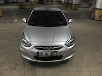 2012 Hyundai Accent Blue 1.6 CRDI MODE PLUS Etimesgut