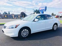 2010 Honda Accord LX Sedan 4D Vancouver, 98665