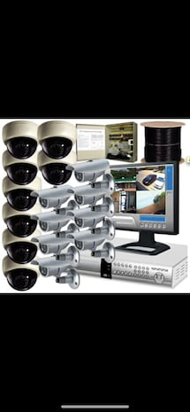 Installations of Security Systems And Electrical work