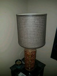 brown table lamp Calgary, T3C 0C9