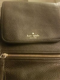 Kate spades leather backpack  Mississauga, L4T 3M9