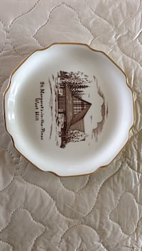 Decorative plate Brock, L0E 1E0