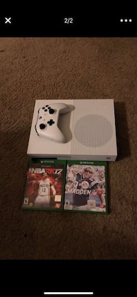 White xbox one console Suitland, 20746