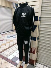 black and white Adidas track pants Los Angeles, 90063