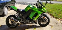 2014 Kawasaki Ninja 1000 ABS, clean, garage kept,  5,044 miles, extras Clinton, 20735