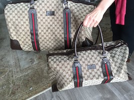 Reproduction Gucci luggage