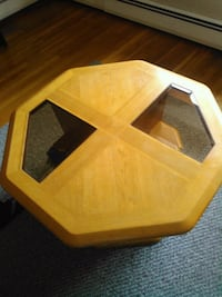 Octagon coffee table Billerica, 01862