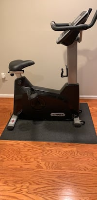 black and gray stationary bike Silver Spring, 20906