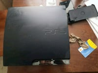 black Sony PS3 slim console Tallahassee, 32303