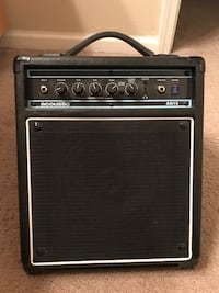 black Line 6 guitar amplifier Cary, 27519