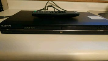 Sony CD/DVD player