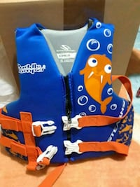 Child's life vest Sacramento, 95815