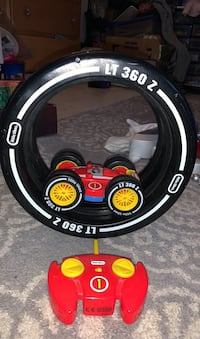 Little Tikes Tire twister barely used Las Vegas, 89106