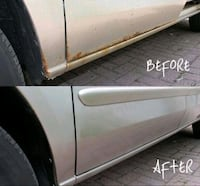 BEST PRICE!! Rust repair and body work for any car Dollard-des-Ormeaux