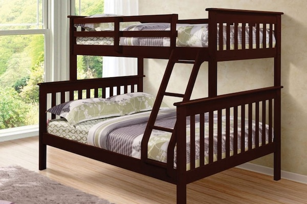 Brand new bunk bed with mattress!!