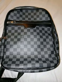 damier ebene Louis Vuitton leather backpack Fayetteville, 28304