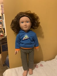 """Doll 2915 city toy 18"""" tall Jessup, 20794"""