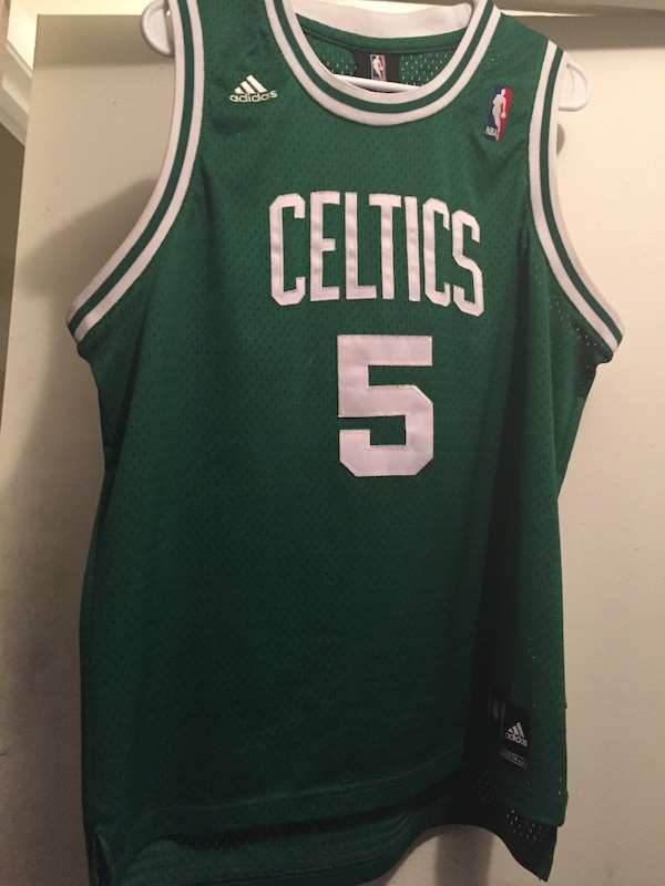 new arrival 5511d f06e2 Boston Celtics Jersey Xl Kevin Garnett