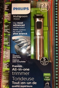 Philips Premium All-in-one shaver